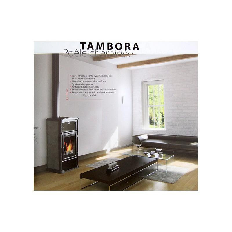 po le bois chemin e franco belge tambora habillage. Black Bedroom Furniture Sets. Home Design Ideas