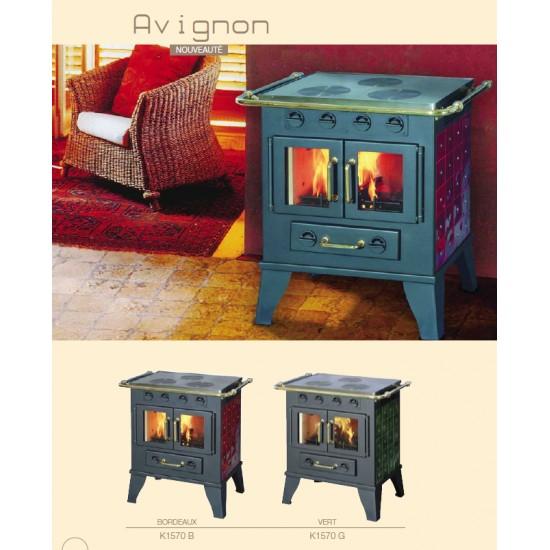 po le bois chemin e franco belge avignon habillage. Black Bedroom Furniture Sets. Home Design Ideas