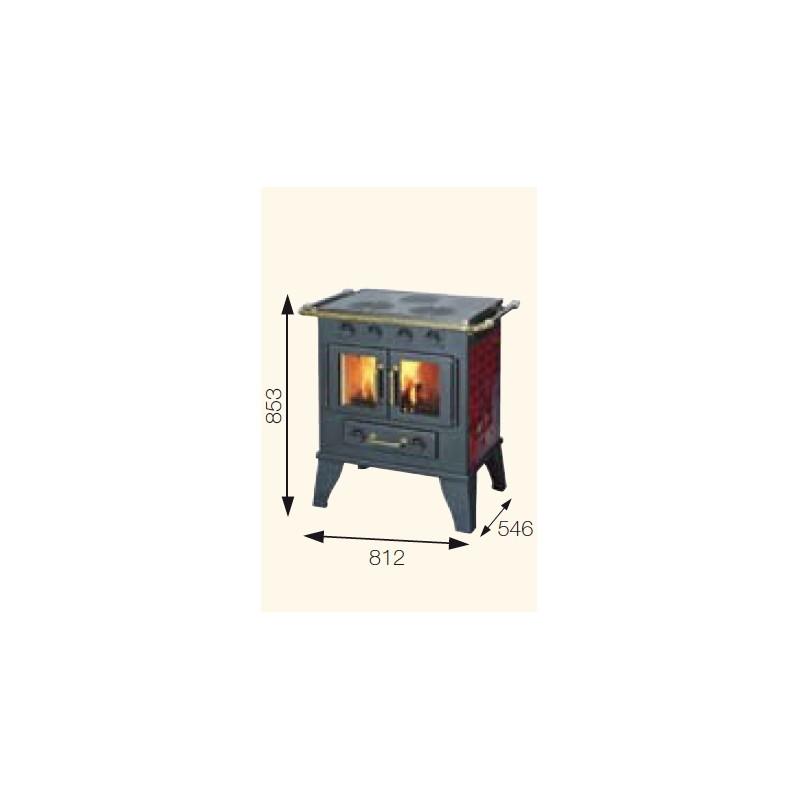 po le bois chemin e franco belge avignon habillage c ramique bordeaux 7 kw. Black Bedroom Furniture Sets. Home Design Ideas