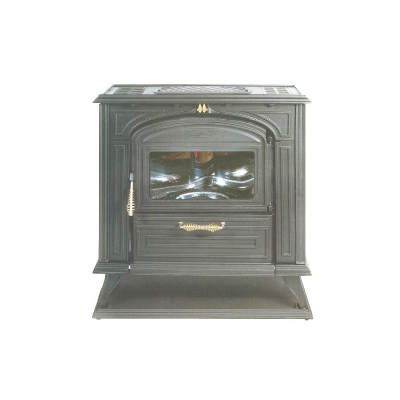po le mazout norman 1740602y franco belge. Black Bedroom Furniture Sets. Home Design Ideas