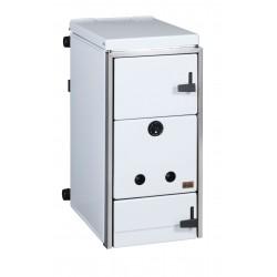 Cuisinière bouilleur DEVILLE SERPOLET Blanc 20 kW