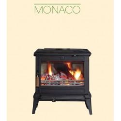 Poêle à bois FRANCO-BELGE Monaco 8 kW